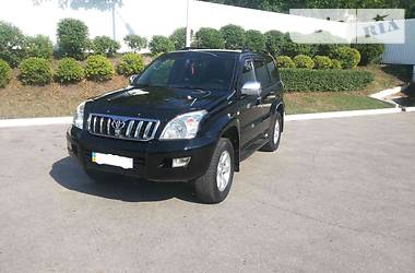 Toyota Land Cruiser Prado 2006 в Луганске