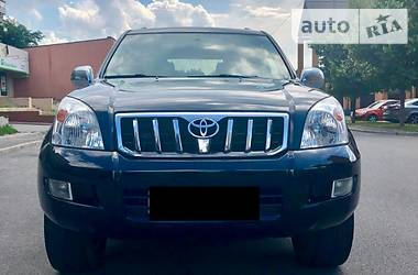 Toyota Land Cruiser Prado 2004 в Днепре
