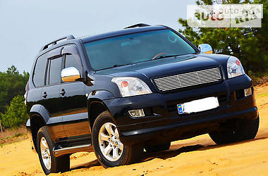 Toyota Land Cruiser Prado 2009 в Днепре