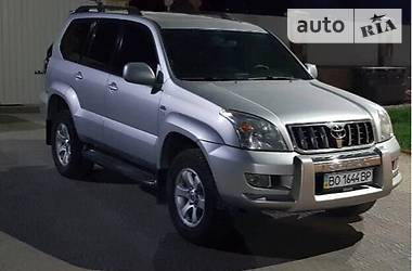 Toyota Land Cruiser Prado 2004 в Тернополе