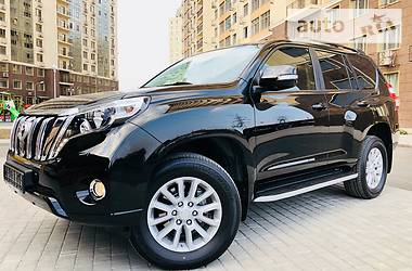 Toyota Land Cruiser Prado 2014 в Одессе