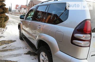 Toyota Land Cruiser Prado 2005 в Львове