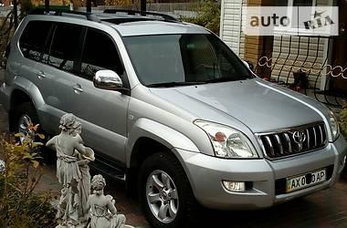 Toyota Land Cruiser Prado 2007 в Харькове