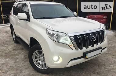 Toyota Land Cruiser Prado 2013 в Сумах