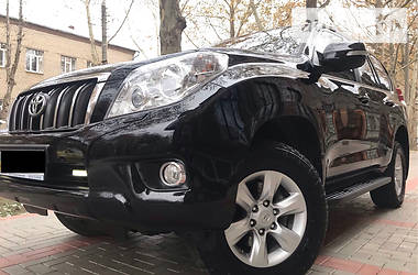 Toyota Land Cruiser Prado 2014 в Николаеве