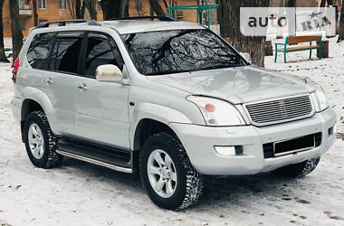 Toyota Land Cruiser Prado 2008 в Днепре