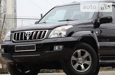 Toyota Land Cruiser Prado 2009 в Одессе