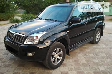 Toyota Land Cruiser Prado 2008 в Мариуполе
