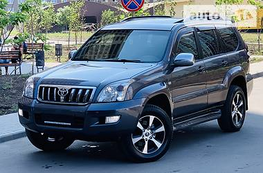 Toyota Land Cruiser Prado 2008 в Одесі