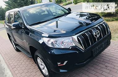 Toyota Land Cruiser Prado 2019 в Черкассах