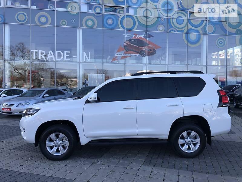 Toyota Land Cruiser Prado 2019 в Одессе