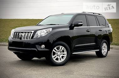 Toyota Land Cruiser Prado 2012 в Днепре