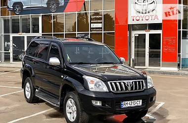 Toyota Land Cruiser Prado 2007 в Житомире