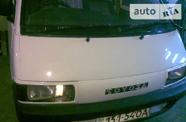 Toyota Lite Ace LitAce