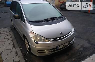 Минивэн Toyota Previa 2003 в Одессе