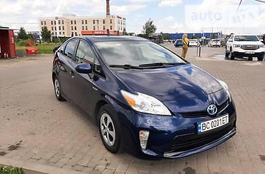 Хэтчбек Toyota Prius 2013 в Львове