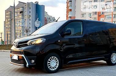 Минивэн Toyota Proace 2019 в Виннице