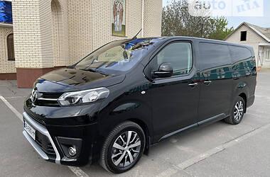 Минивэн Toyota Proace 2019 в Киеве