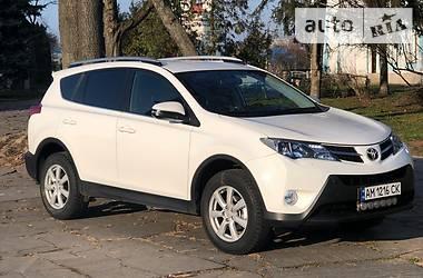 Toyota Rav 4 2013 в Житомире