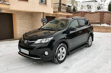 Toyota Rav 4 LUXURY 2015