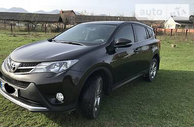 Toyota Rav 4 2015 в Тячеве