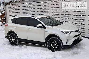 Toyota Rav 4 2018 в Киеве