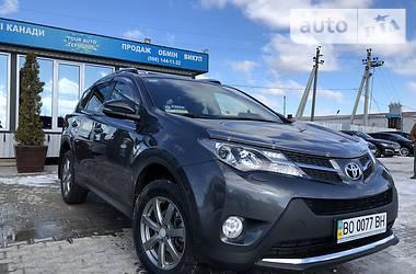 Toyota Rav 4 2014 в Тернополе
