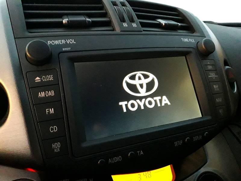 Toyota RAV4 2012 в Стрые