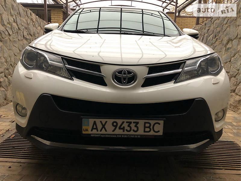 Toyota RAV4 2013 в Харькове