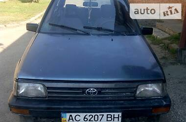 Toyota Starlet 1986 в Луцке