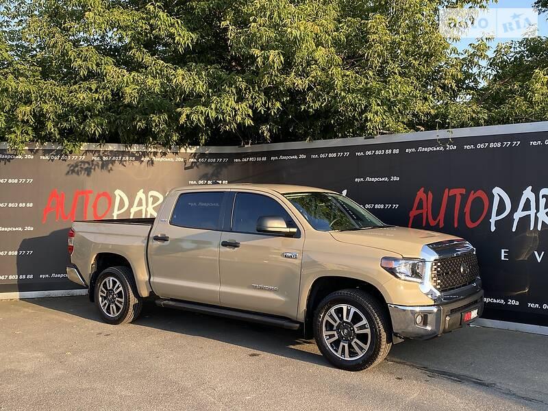 Пикап Toyota Tundra 2020 в Киеве