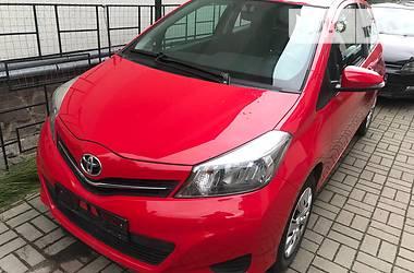 Toyota Yaris 2013 в Львове