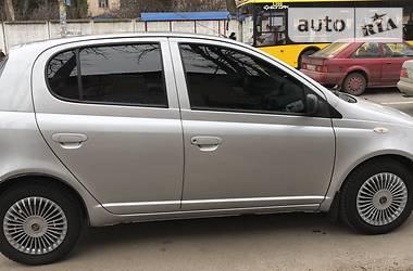 Toyota Yaris 2001 в Киеве