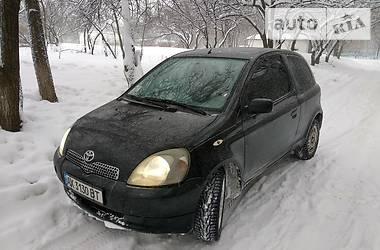 Toyota Yaris 2001 в Харькове