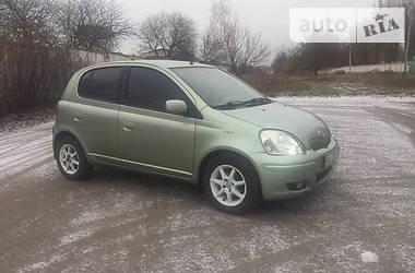 Toyota Yaris 2002 в Харькове