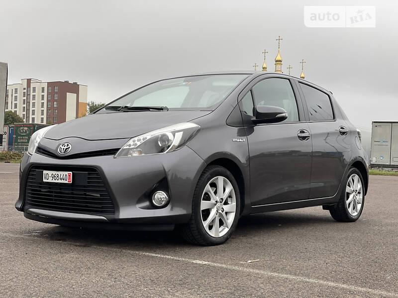 Toyota Yaris 1.5 HIBRID