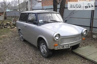 Trabant 601 1987 в Чернівцях