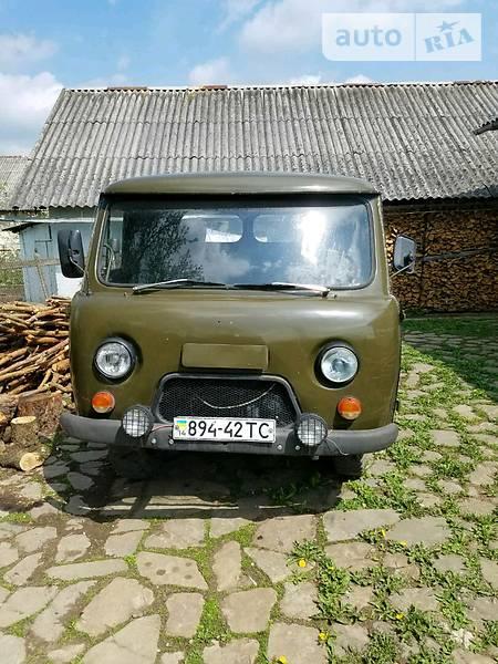 УАЗ 2206 груз. 1987 року