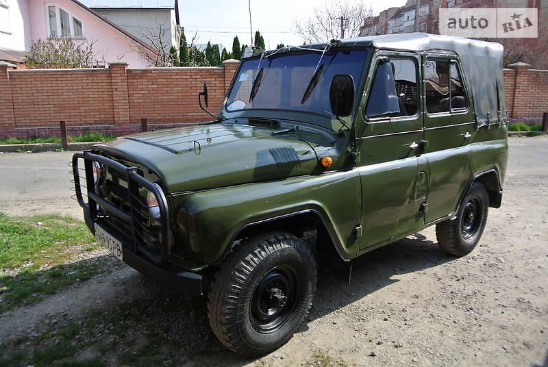 UAZ (УАЗ) 31512 1987 года в Ужгороде