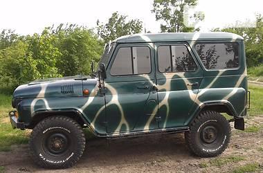 УАЗ 3151 Тюнинг 1991