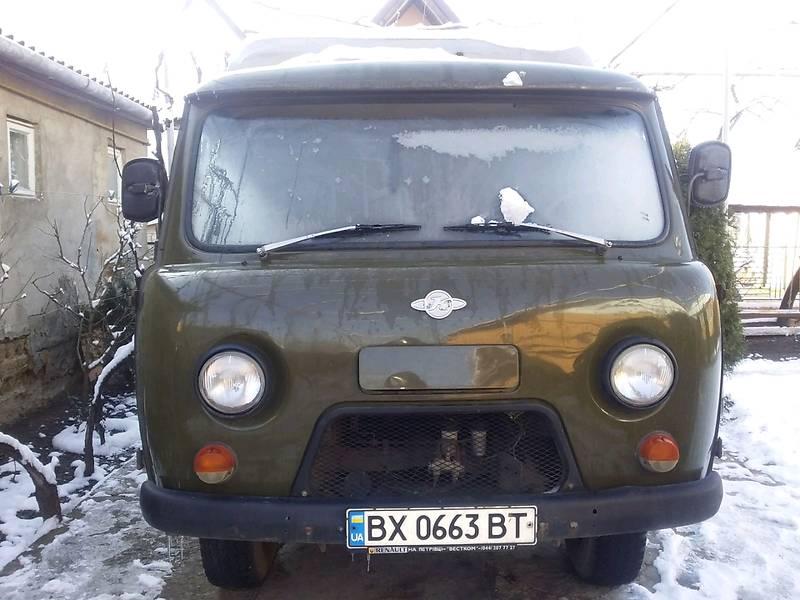 УАЗ 3303 1990 в Мукачево