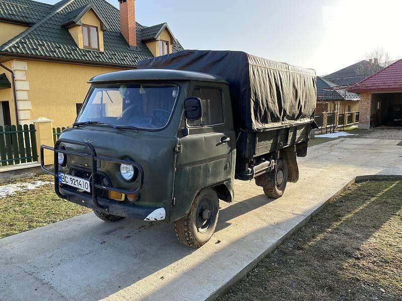 УАЗ 3303 1986 в Дрогобыче