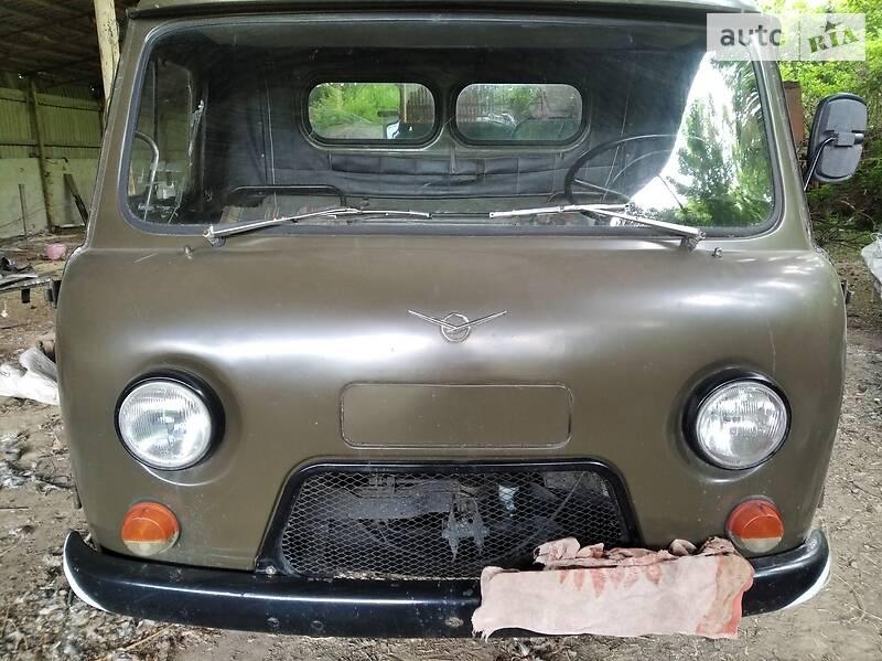 Бортовий УАЗ 3303 1998 в Звенигородці