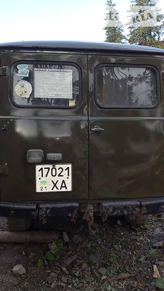 UAZ (УАЗ) 3741 2003 року в Ужгороді
