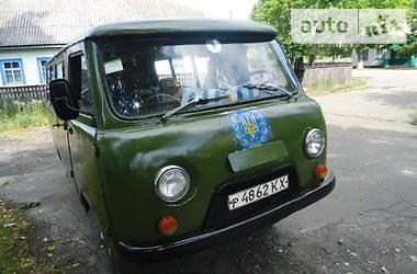 УАЗ 452 пасс. 1977 в Киеве