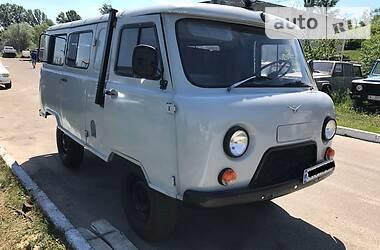 УАЗ 452 пасс. 1989 в Каневе