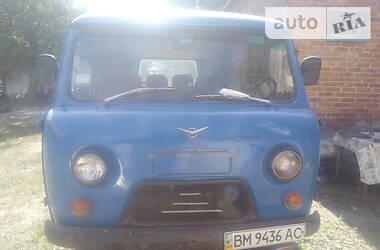 УАЗ 452 пасс. 1988 в Зенькове