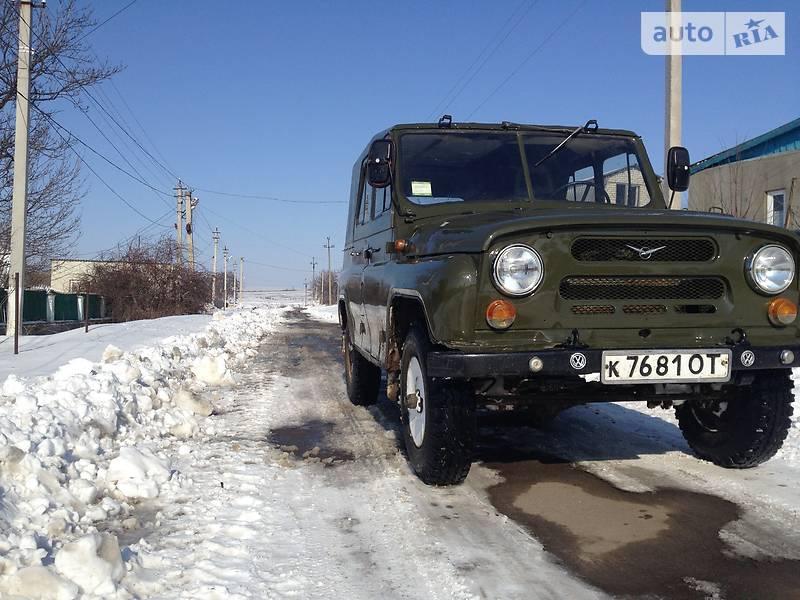 УАЗ 469 1988 в Одесі