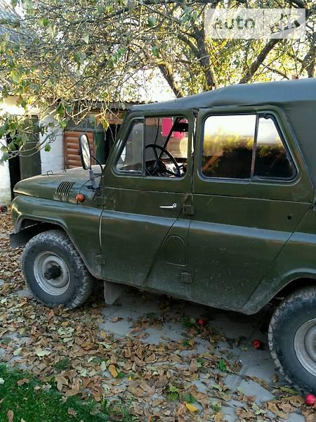 UAZ (УАЗ) 469 1977 года в Луцке