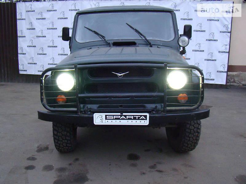УАЗ 469 1993 в Харькове